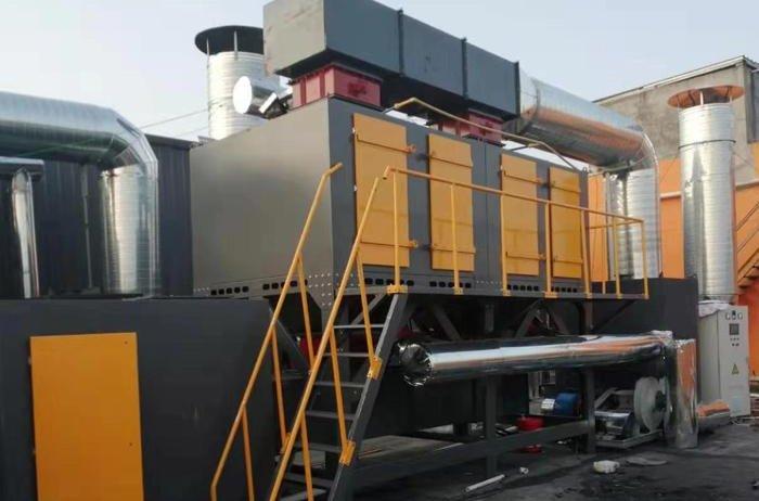 催化燃烧环保设备厂家