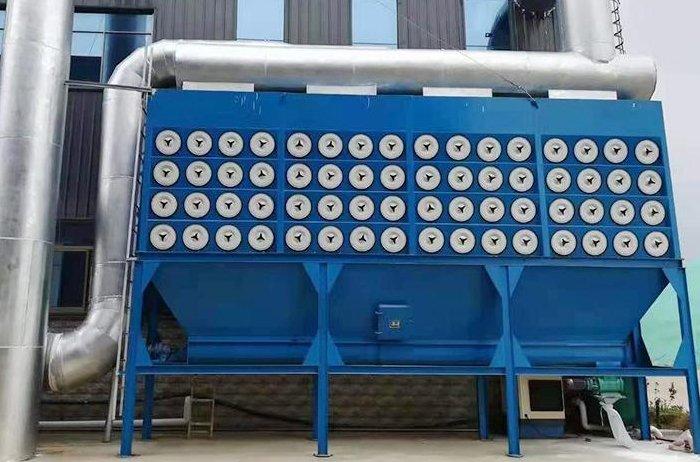 破碎机高效滤筒除尘器厂家